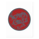 Iowa Girls Rock! Post Cards