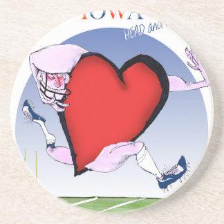 iowa head heart, tony fernandes coaster