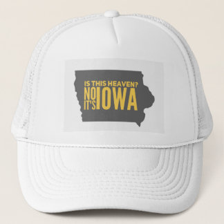 Iowa = Heaven Hat