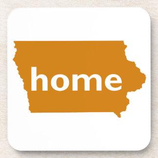 Iowa Home Coaster