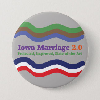 Iowa Marriage 2.0 Button
