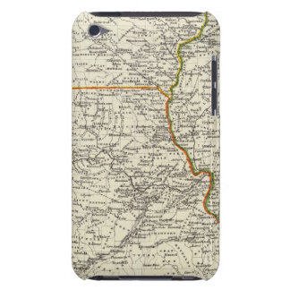 Iowa, Missouri, and Illinois iPod Touch Case-Mate Case