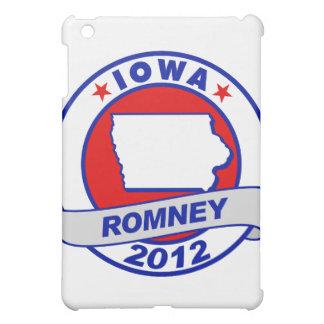 Iowa Mitt Romney Case For The iPad Mini