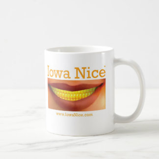 Iowa Nice Coffee Mug