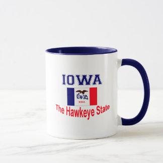 Iowa Nickname Mug