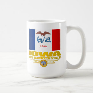 Iowa Pride Basic White Mug