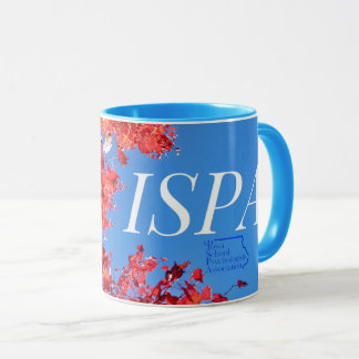 Iowa School Psychologists Association Fall Mug