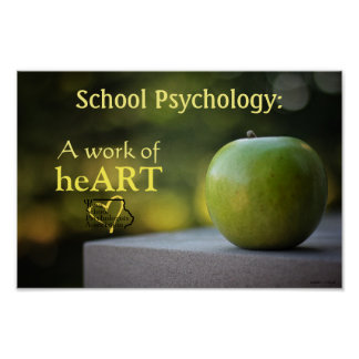 Iowa School Psychology Defined Poster