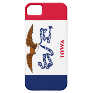 Iowa state flag case for the iPhone 5