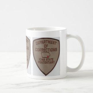 IOWA STATE PENITENTIARY - DEPT OF CORRECTIONS COFFEE MUG