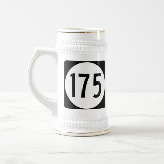 Iowa State Route 175 Beer Steins