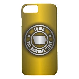 """""""Iowa Steel"""" iPhone 7 case (G)"""