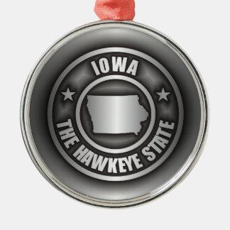 """""""Iowa Steel"""" Ornaments"""