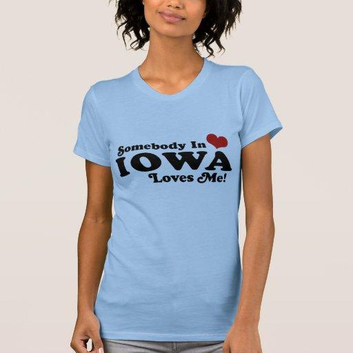 Iowa T Shirt