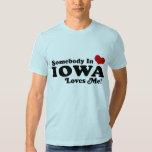 Iowa T Shirts