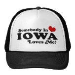 Iowa Trucker Hats