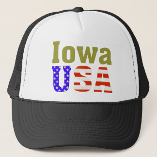 Iowa USA! Trucker Hat