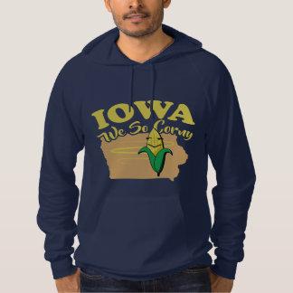 Iowa We So Corny Hoodie