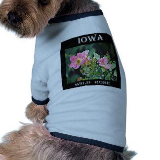 Iowa Wild Rose Dog Clothing