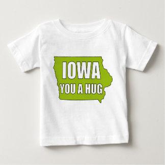 IOWA you a hug Baby T-Shirt