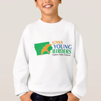 Iowa Young Birders Kid's Sweatshirt