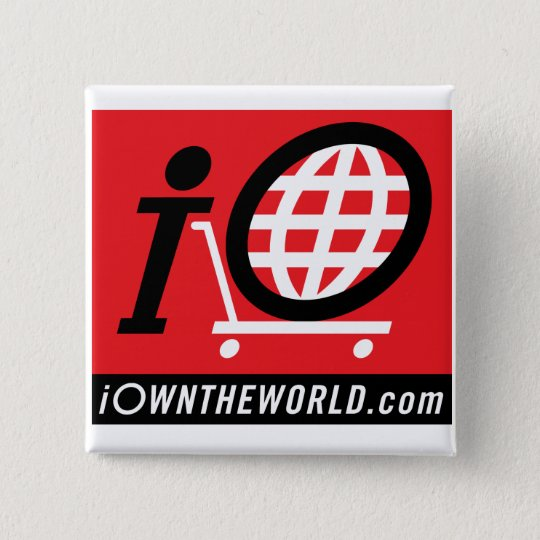 iOwnTheWorld Square Button