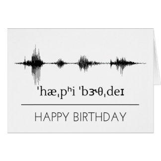 IPA Happy Birthday Card