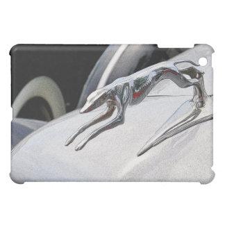 iPad 1 case Lincoln Greyhound Hood Ornament iPad Mini Cases
