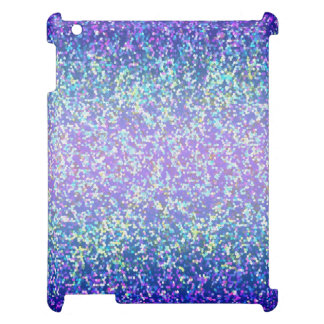 iPad 2/3/4 Case Glitter Graphic Background iPad Cover