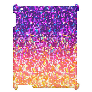 iPad 2/3/4 Case Glitter Graphic iPad Covers