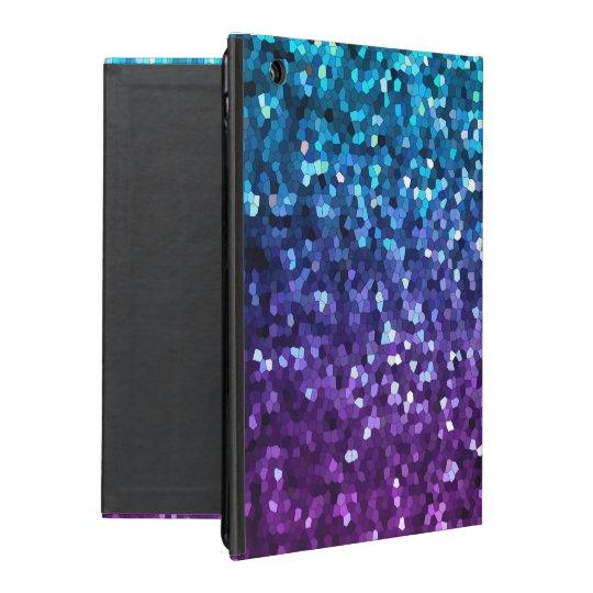 iPad 2/3/4 Case Mosaic Sparkley Texture