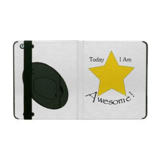 iPad 2 3 4 Case with Kickstand iPad Folio Case