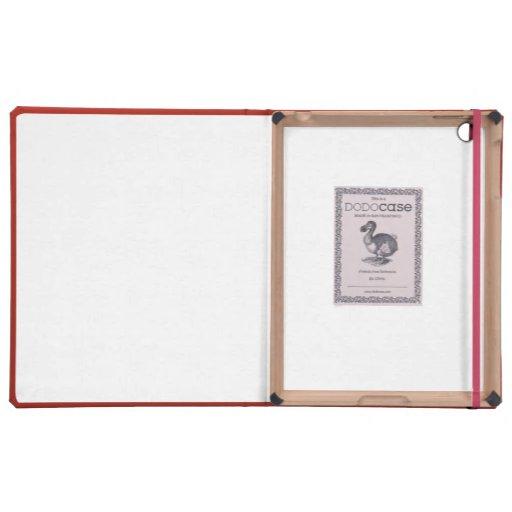 iPad 2/3/4 Dodocase (Coral) iPad Folio Case
