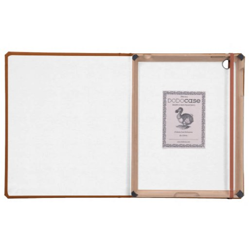 iPad 2/3/4 Dodocase (Orange) Cover For iPad