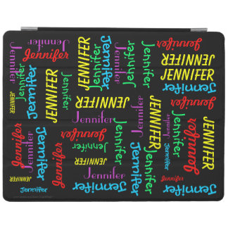 iPad 2, iPad3, iPad 4 Cover, Any Name iPad Cover