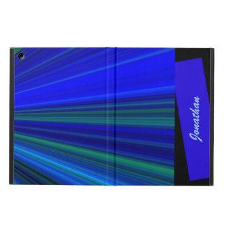 iPad Air Case, Starburst, Blue iPad Air Covers