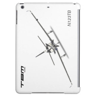 Ipad Air Case - White (Add your Tail #)