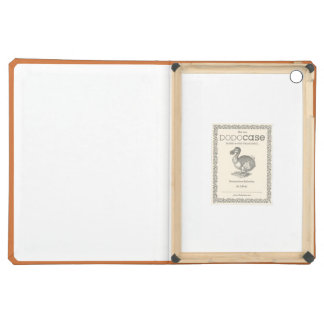 iPad Air Dodocase (Orange) Case For iPad Air