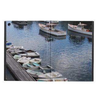 iPad Air PHOTOGRAPH OF BOATS iPad Air Covers