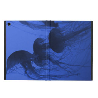 iPad Air PHOTOGRAPH OF JELLYFISH 2 Cover For iPad Air