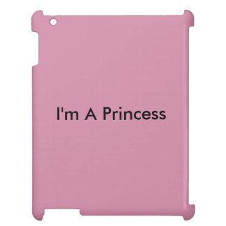 iPad and iPad mini case-Princess iPad Covers