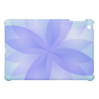 iPad Case abstract lotus flower