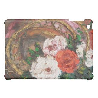 Ipad Case Ann Hayes Painting Flower Basket