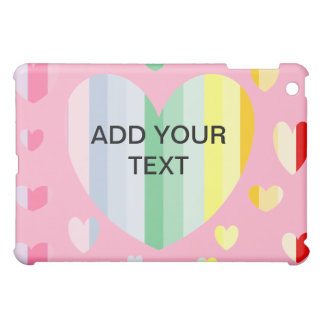 IPAD CASE..CUSTOMIZE WITH YOUR TEXT iPad MINI COVER