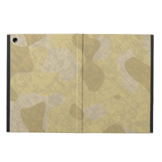 iPad case desert ground forces military camouflage