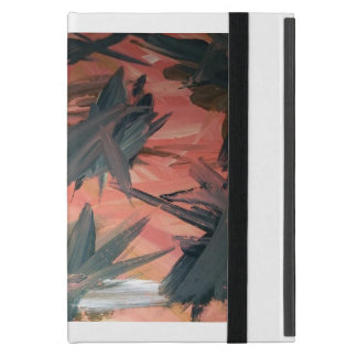 iPad case design 'Acrylic Journey #6'