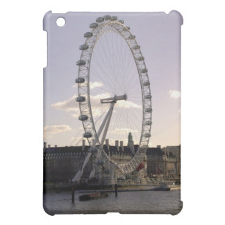iPad Case of the London Eye at Sunset
