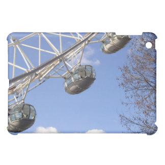 iPad Case of the London Eye Ferris Wheel
