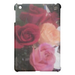 iPad Case Rainbow of Roses
