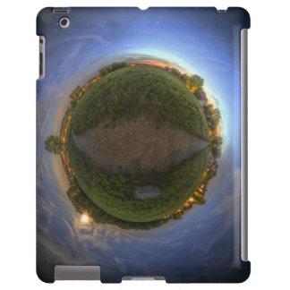iPad Case - Surreal Twilight Globe